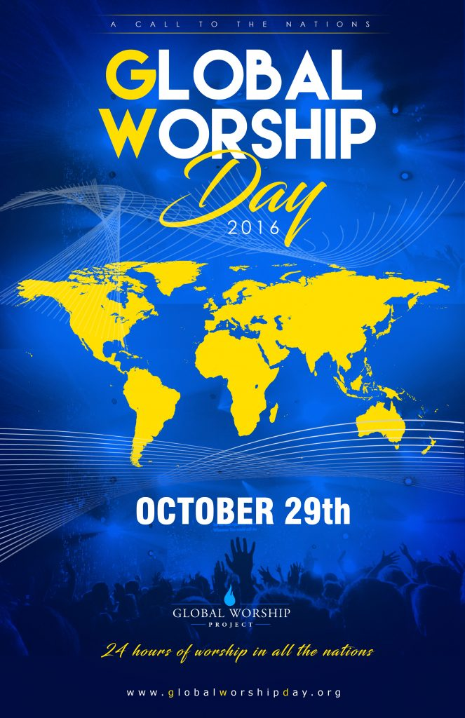 Global Worship Day 2016 - www.globalworshipday.org